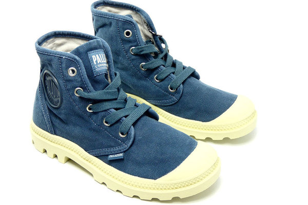 Palladium US PAMPA HI F Blue Denim